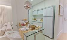 Pequenas cozinhas, boas soluções!