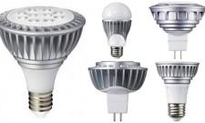 Os diferentes tipos de lâmpadas