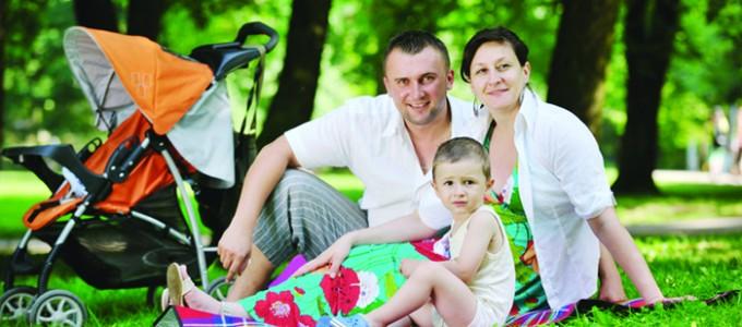 familia feliz destaque