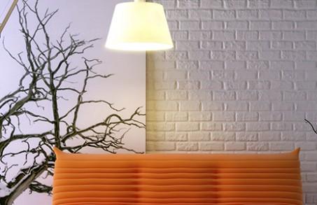 Decorando a casa –  5 alternativas para mudar as paredes