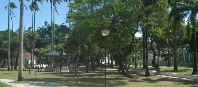Apartamento no Parque do Carmo