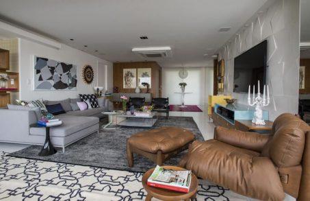 Escolha o tipo perfeito de poltrona para sua sala de estar
