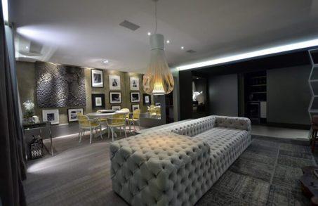 Modelos de sofá: inspiração para decoração sala residencial