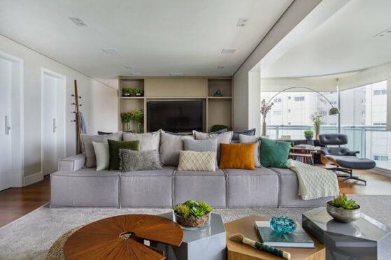 modelos de sofa sala 03