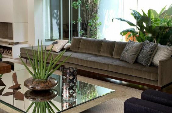 Modelos de sofá sala 06