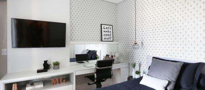 Papel de parede: o queridinho dos designers e arquitetos