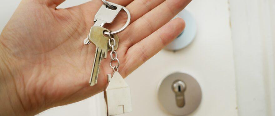 chave na mão