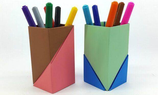 caixinha de papel