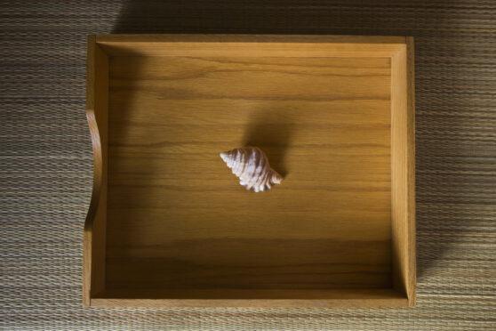 gaveta de madeira