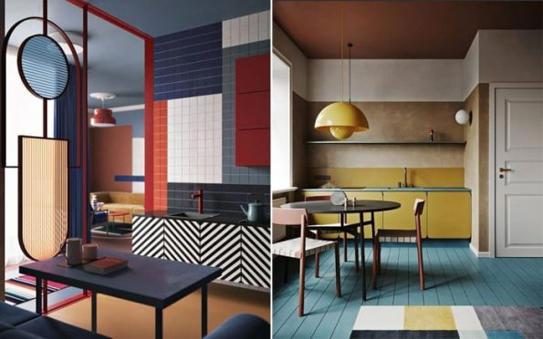 armario de cozinha contemporanea