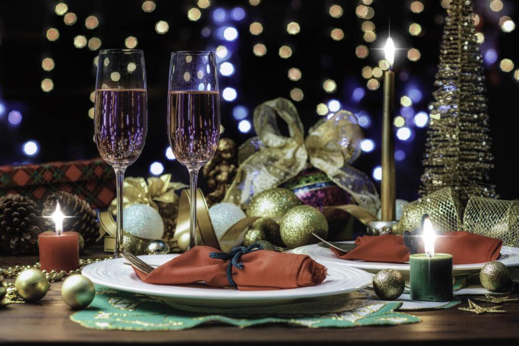 10 Ideias de Decoração para o Ano Novo