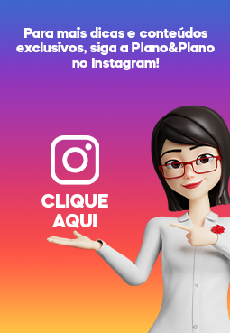 Siga a Plano&Plano no Instagram