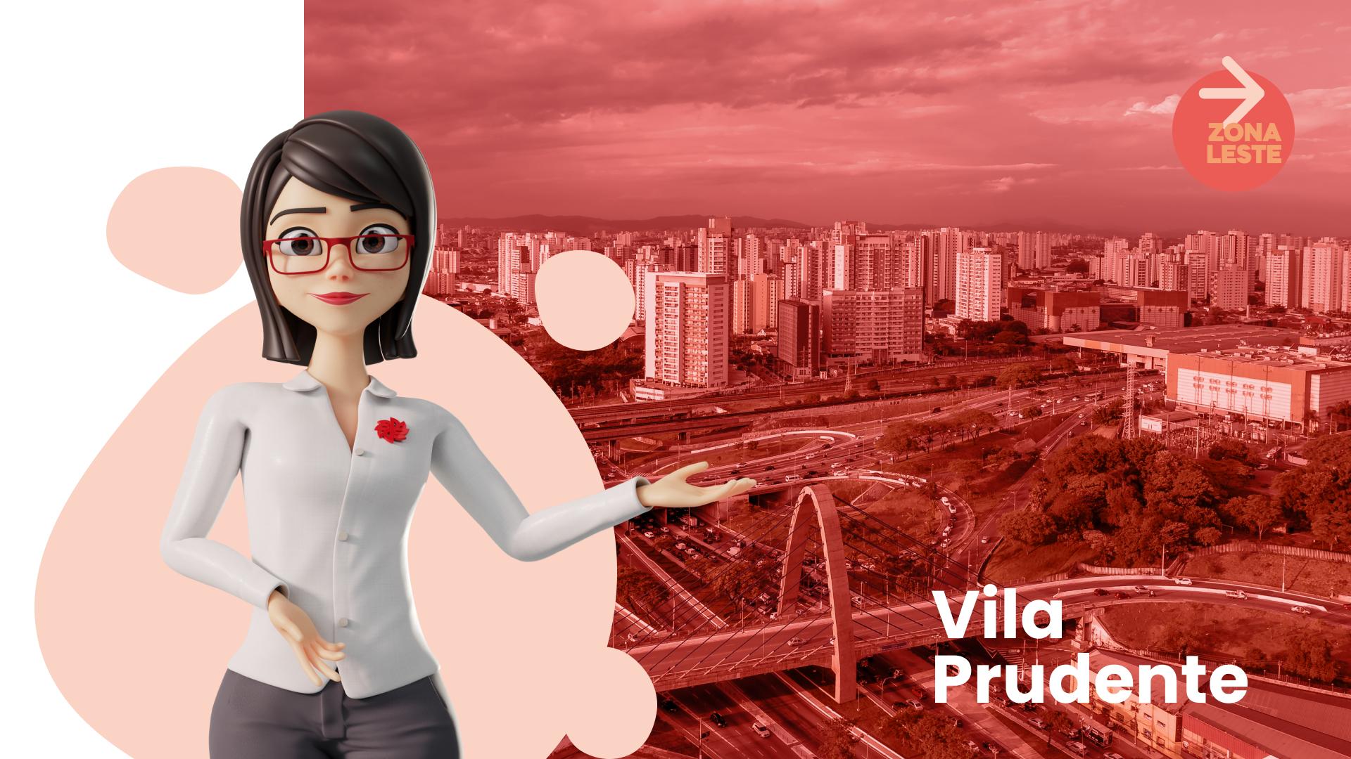 bairro Vila Prudente