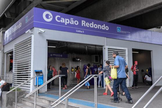 Bairro Capão Redondo